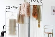 Amazing Dressing Rooms / Getting ready is just as much fun as going out ♥ Dressing room inspo