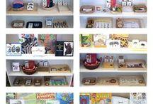 Montessori Homeschool Classrooms / Examples of Montessori homeschool classrooms from around the world; Montessori homeschool classrooms and Montessori-inspired homeschool classrooms.