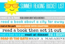Summer Fun / Activities and ideas for summer fun and learning for a variety of ages