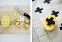 Crafting / by Hello!Lucky | Eunice & Sabrina Moyle