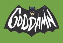 Batman / by Alexander Flores