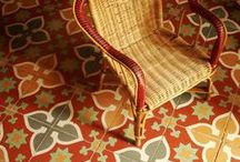 Beautiful tiles / by Madeleine Petite