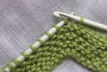 [Crafts] Knit & Crochet