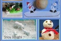 Kids' Winter Activities / by Deb @ Living Montessori Now