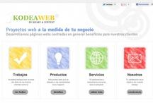 Proyectos Web / Relación de trabajos web realizados por la empresa Context | Estrategias Online de Marketing y Negocio
