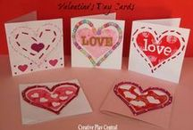 Kids' Valentine's Day Activities / by Deb @ Living Montessori Now