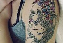 Tattoo Inspiration / So pretty!  / by Rikki Barley (Simply Sparrow Photography)