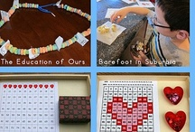 Kids' 100th Day Activities / by Deb @ Living Montessori Now
