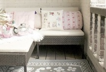 Benches / Benches, window seats, daybeds, banquettes / by Pam Thompson
