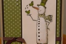 Stampin Up Cards / Stampin up Card  Ideas / by Vicki Autio