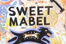 Sweet Mabel Studio / Sweet Mabel's Studio in Narberth, PA, offers Open Studio and Workshops for adults and teens.  Art Parties and Group Projects also available.  More info at SweetMabel.com.
