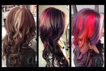 Hairstyles :) / by Jasmine Rodriguez