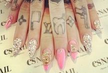 Nails ♥ / by Jasmine Rodriguez