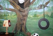 Grandchildren - Kid's rooms/Nursery / by Janie Wise-Wilson