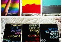 Great Ideas/DIY / by Elaina Manley
