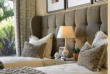 ~GUEST BEDROOMS~ / by Interiors by Tracy Lee