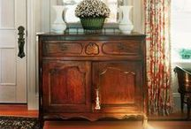 ~BEAUTIFUL CHESTS~ / by Interiors by Tracy Lee