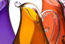 Art Glass Collectibles / by Susan Felmer