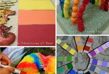 Rainbow Unit Study / by Deb @ Living Montessori Now