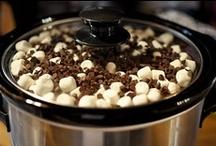 Crock pot cooking / by Judi Timken