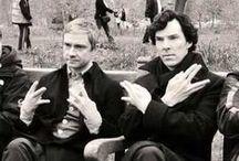 Awesome Stuff-Sherlock/Cumberbatch