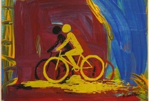 Bicycles & Bike Art / Inspiration for Narb-ART Bicycle Month, May 2013