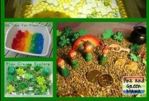 Kids' St. Patrick's Day Activities / by Deb @ Living Montessori Now