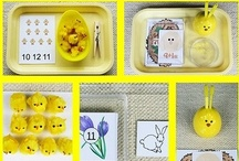 Kids' Easter Activities / by Deb @ Living Montessori Now