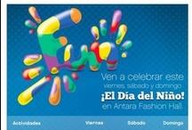 Abril en Antara / Eventos, promociones y noticias de Antara durante el mes de Abril.