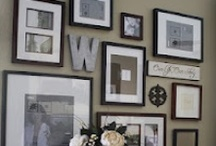 Off The Wall (wall decor) / by Janie Wise-Wilson
