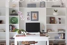 Home Decor:  Office Ideas