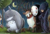 Awesome Stuff - Miyazaki / Awesome stuff inspired by Hayao Miyazaki