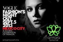 VFNO 2013 / Conoce todas las actividades a realizarse en Antara Fashion Hall en la edición 2013 de la Vogue Fashion's Night Out.