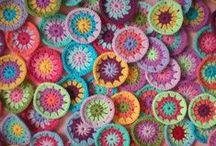 Yarn! - Squares, Circles, Hexagons