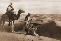Explorers and adventurers / Vintage travel, archaeology and adventures