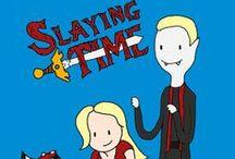 Awesome Stuff-Buffy