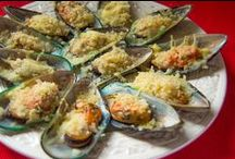 Fish and Seafood / Fish and seafood recipes