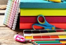 Homeschool Adventures / Ideas and information on setting up a homeschooling space, organizing homeschool supplies and curriculum and study unit ideas.  In short, all things homeschooling.