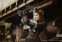 Steampunk fashions / by Emily Brant
