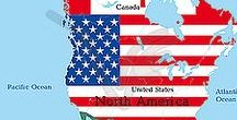 North America Educational Resources / Montessori-inspired North America continent and country activities and posts with resources about the North American continent and countries covered in Little Passports packages. (Homeschool and classroom resources for easily creating unit studies to go with Little Passports packages.) Almost all printables featured on this board will be free printables.