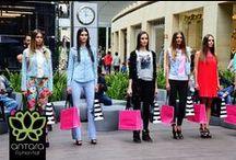Pasarelas Itinerantes / Pasarelas en el centro comercial. Prepárate los fines de semana porque te sorprenderemos con más pasarelas de nuestras marcas.