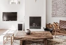 Home Decor:  Neutral Rooms