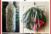 Holiday Organizing / From where to store the decorations to keeping track of everything that's going on - all you need for an organized holiday season.