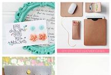 Holiday Gift Ideas / Gift guides, DIY gifts, home made gifts ideas and more ideas for what to give this holiday season.