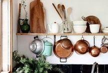 Køkken - moodboard