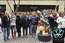 Antara Taktile / 25 piezas intervenidas por 20 artistas. #AntaraTaktile #CDMX #Polanco #CDMX #Art