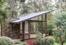 h o u s e / Interior and design of shipping container home plan, greater VIC