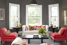 Home Bound - Living & Dining / Ideas / by Katie Thames