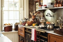 Kitchens  / Design ideas for change / by PePe Williams