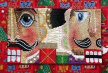 Needlepoint / by May Eason